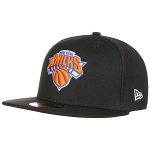 Sticker auf Caps Flat Brim Cap New Era Knicks