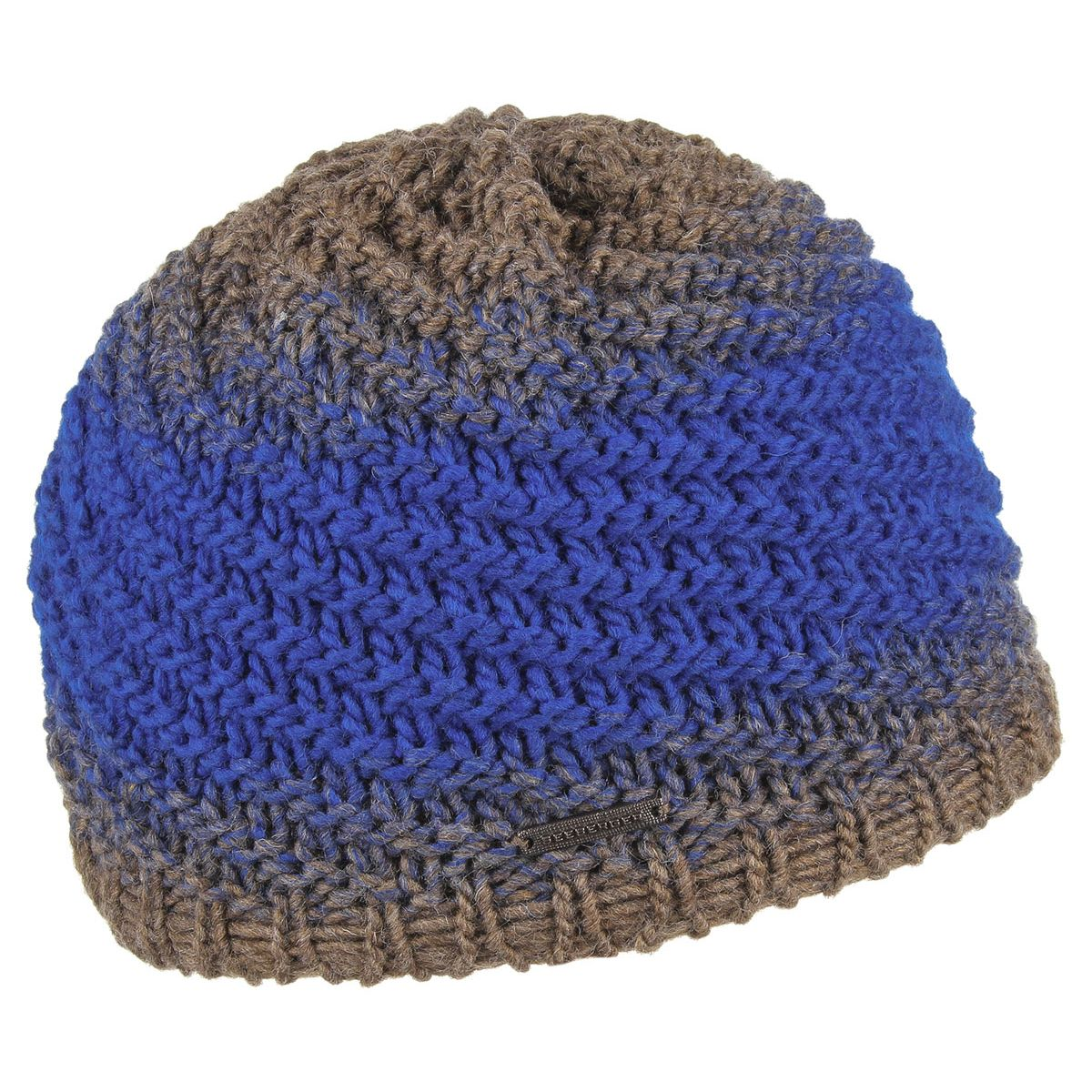 Multicolor-Beanie-by-Seeberger- im Sale