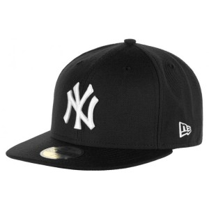 Sticker auf Caps New Era Flat Brim Cap NY